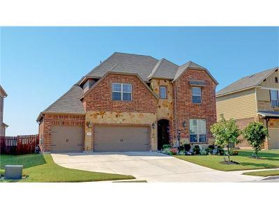 Pflugerville TX Single Family Home For Sale: $365,000