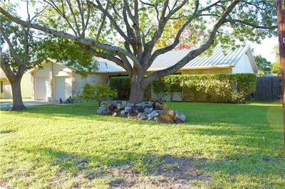 Taylor Single Family Home For Sale: 1410 Hillcrest Dr