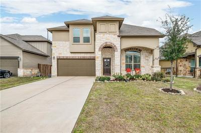 Manchaca Single Family Home For Sale: 13109 Olivers Way