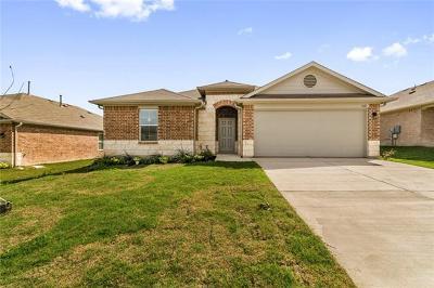 Kyle Single Family Home For Sale: 160 Kookaburra Bnd