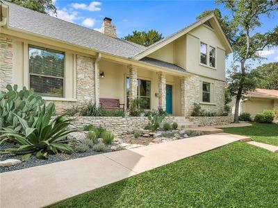 Hays County, Travis County, Williamson County Single Family Home For Sale: 7110 Running Rope
