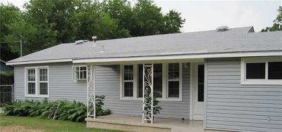 Single Family Home For Sale: 1101 Karen Ave