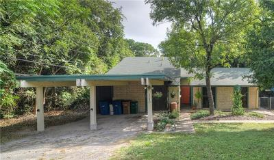 Austin Multi Family Home For Sale: 1510 Rockdale Cir