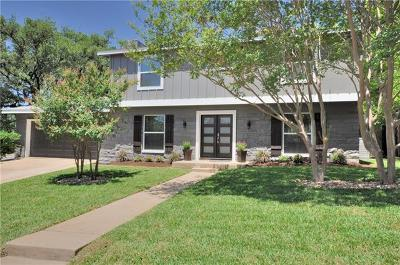 Single Family Home For Sale: 8000 Greenslope Dr
