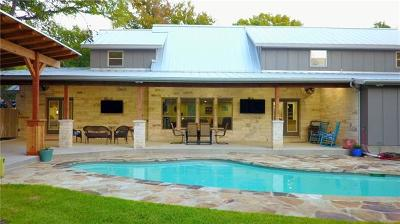 New Braunfels Single Family Home For Sale: 1827 Crystal Springs Bnd