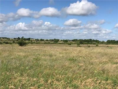Bell County, Burnet County, Coryell County, Lampasas County, Mills County, Williamson County, San Saba County, Llano County Residential Lots & Land For Sale: Lot 12 Saxon Ln