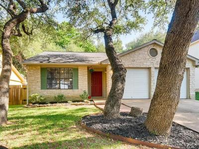 Hays County, Travis County, Williamson County Single Family Home Pending - Taking Backups: 713 Shade Tree Dr