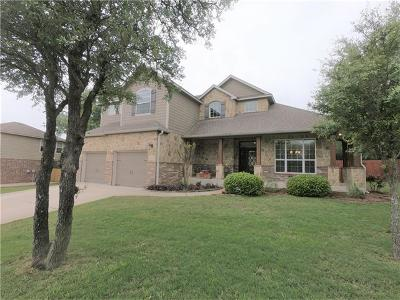 Belton Single Family Home For Sale: 3008 Amber Forest Trl