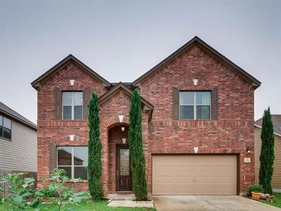 Georgetown Single Family Home For Sale: 2242 Howry Dr