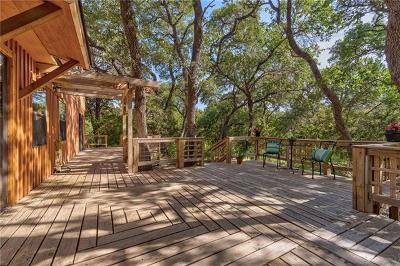 Wimberley Single Family Home For Sale: 1550 S Rainbow Ranch Rd