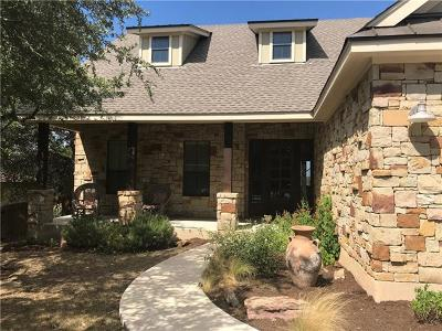 Dripping Springs Single Family Home Pending - Taking Backups: 10046 Janet Loop