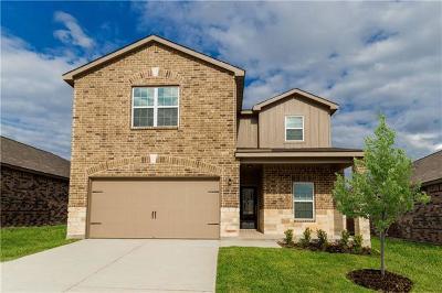 Manor Single Family Home For Sale: 19900 Hubert R. Humphrey Rd