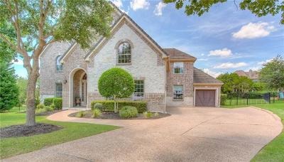 Austin Single Family Home Active Contingent: 1900 Spanish Bay Cv