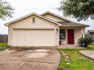 Austin Single Family Home For Sale: 10420 Cameo Ln