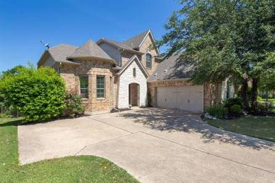 Austin Single Family Home For Sale: 221 Bellagio Dr