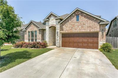 Leander Single Family Home For Sale: 3007 Palominos Pass