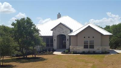 New Braunfels Single Family Home Pending: 1042 Steeple Run