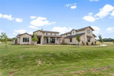Dripping Springs TX Single Family Home For Sale: $1,098,000