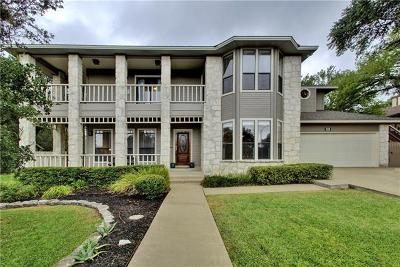 Austin Single Family Home For Sale: 6902 Rusty Fig Dr