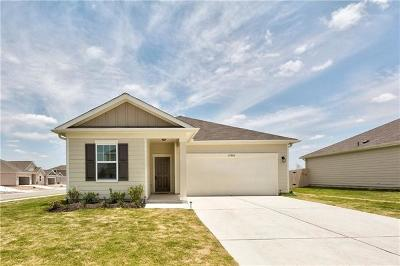 Manor Single Family Home For Sale: 19200 Nathan Scott Way