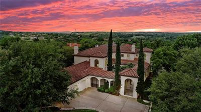Austin TX Single Family Home For Sale: $875,500