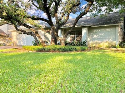 Austin Single Family Home For Sale: 6303 Sanderson Ave