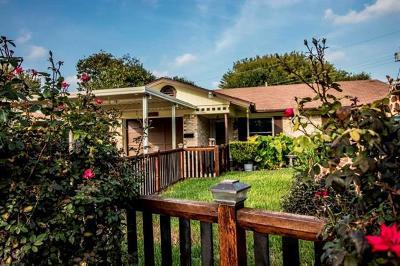 Austin Single Family Home For Sale: 8517 Spearman Dr