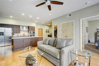 Travis County Condo/Townhouse For Sale: 1600 Barton Springs Rd #5102