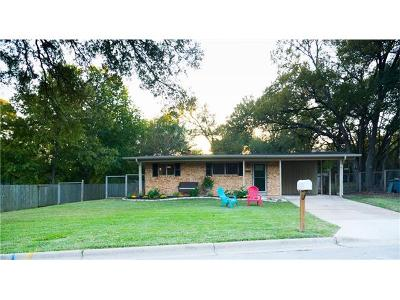 Single Family Home For Sale: 1802 Victoria Dr