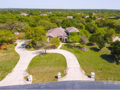 Buda Single Family Home For Sale: 185 Ware
