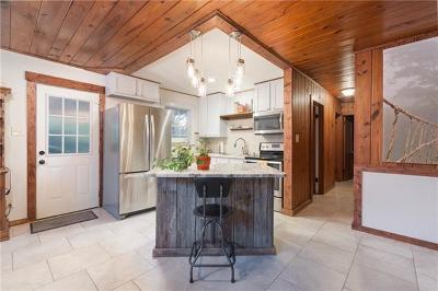 Wimberley TX Single Family Home Pending - Taking Backups: $235,000