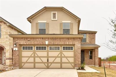 Hays County, Travis County, Williamson County Single Family Home For Sale: 2950 E Old Settlers Blvd #41