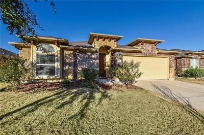 Hutto Single Family Home Pending - Taking Backups: 121 Legends Of Hutto Trl