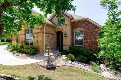 Leander Single Family Home For Sale: 2105 Buffalo Gap
