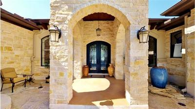 Leander TX Single Family Home For Sale: $1,200,000