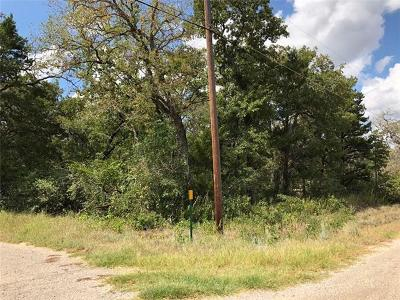 Bastrop County Residential Lots & Land For Sale: Arrowhead