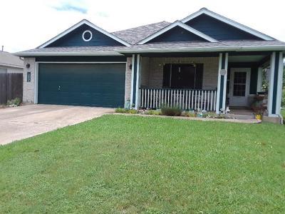 Bastrop Single Family Home For Sale: 308 Nicole Way