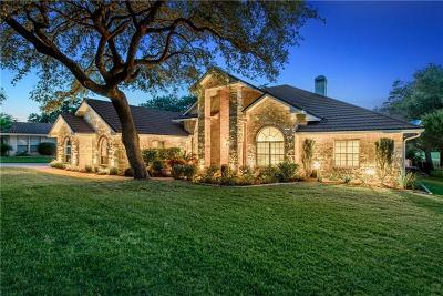Horseshoe Bay Single Family Home For Sale: 512 Hi Circle South