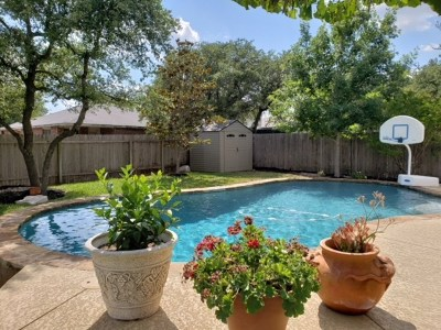 Round Rock Single Family Home For Sale: 3424 Flowstone Ln