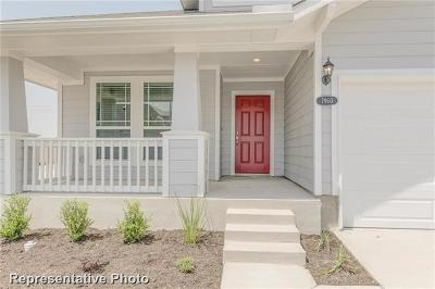 Pflugerville Single Family Home For Sale: 30 Alturas Ave