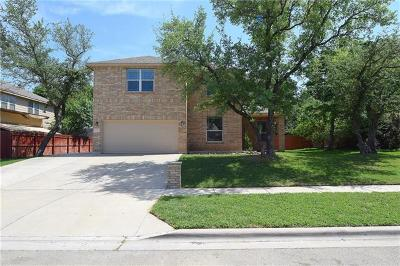 Killeen Single Family Home For Sale: 6010 Siltstone Loop