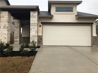 Leander Single Family Home For Sale: 128 Shearwater Ln