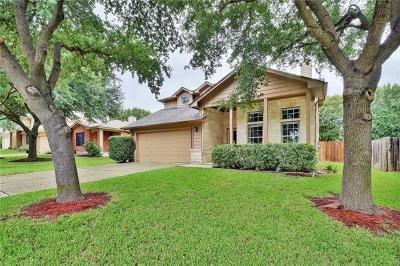 Leander Single Family Home For Sale: 309 Stanford Dr