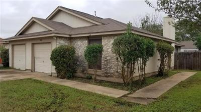 Round Rock Multi Family Home Pending - Taking Backups: 1109 Hyridge St