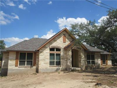 Wimberley Single Family Home For Sale: 616 Deercrossing Ln