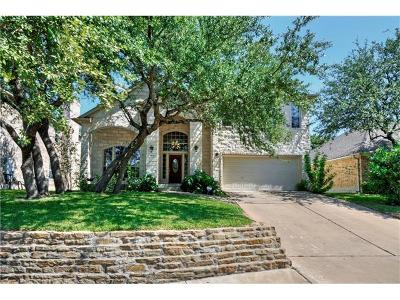 Cedar Park Single Family Home For Sale: 2902 Cashell Wood Dr