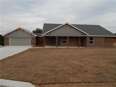 Lampasas Single Family Home For Sale: 515 Dawns Peak