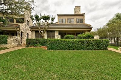 Travis County Condo/Townhouse For Sale: 117 Birdie Dr