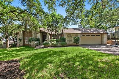 Austin Single Family Home Pending - Taking Backups: 8403 Lone Mesa