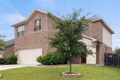 Single Family Home For Sale: 1404 Heep Run